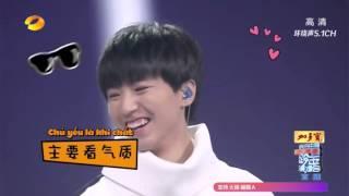 [TTT][Vietsub][TFBOYS CUT] Mừng năm mới đài Hồ Nam - 2016