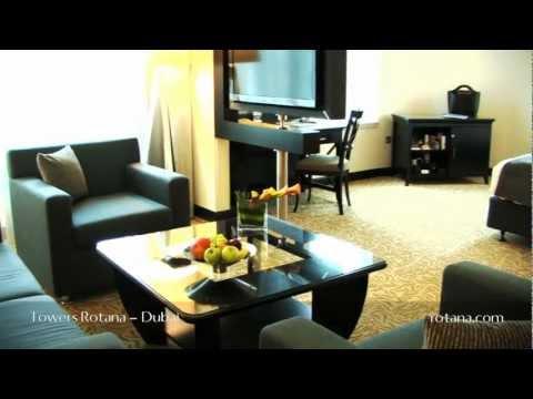 Rooms & Suites @ Towers Rotana - Dubai, United Arab Emirates