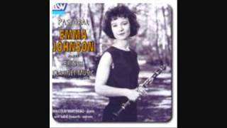 Emma Johnson clarinet Rossini Introduction Theme and Variations 1991