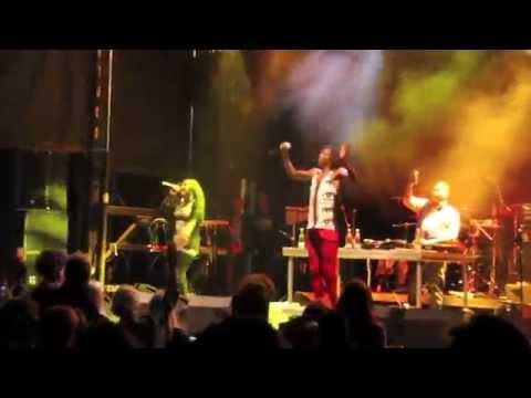 """Emmanuel Jal """"Dusu"""" live South Sudan"""