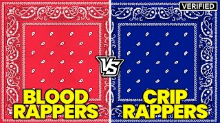 Gambar cover BLOOD RAPPERS vs CRIP RAPPERS!
