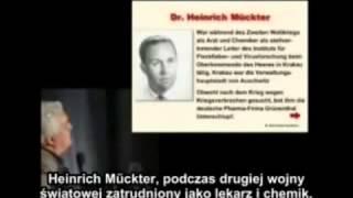 Dr Rath kartel farmaceutyczny cały wykład - polskie napisy