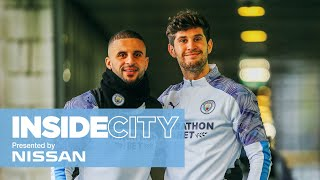 CITY PREPARE TO TAKE ON LEICESTER CITY | INSIDE CITY 367