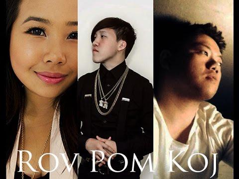 Rov Pom Koj Dua - Maa Vue Ft. David Yang/Remix/Downie Yang