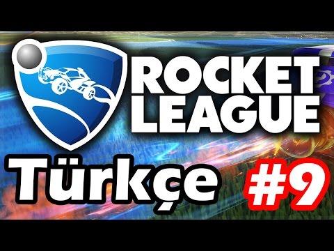 Rocket league Türkçe | Bölüm #9