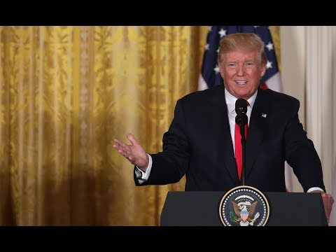 VIDEO: Trump Unable to Distinguish Between Two Female Reporters