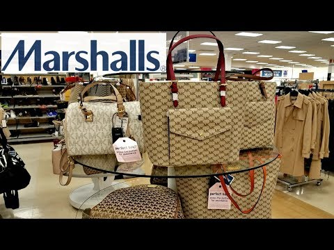 Shop with ME MARSHALLS DESIGNER HANDBAGS MICHAEL KORS, STEVE MADDEN FEBRUARY 2018