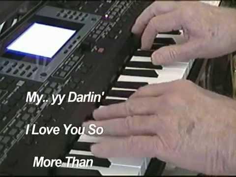 Love You So - Korg MicroArranger (Ron Holden...