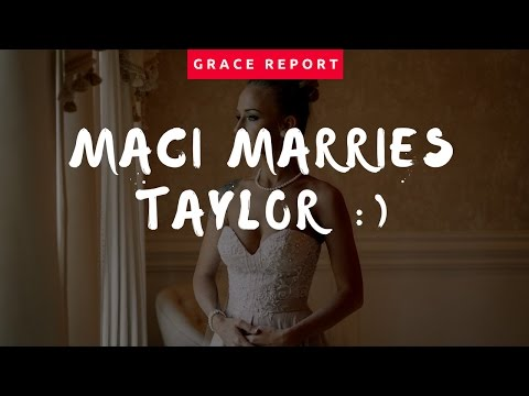 Inside Maci Bookout's Wedding To Taylor Mckinney! (Teen Mom OG)