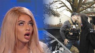 BREAKING: Celina Powell Arrested By Bounty Hunters!