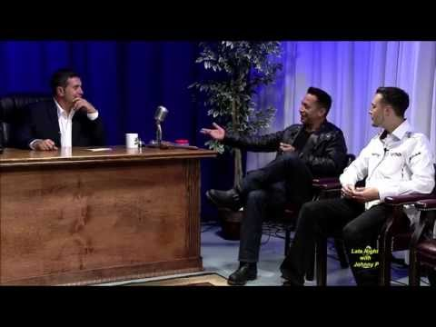 Late Night With Johnny P / Noel Interview