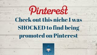 Will My Niche Work on Pinterest? Niche Selection  Getting Started With Pinterest for Business