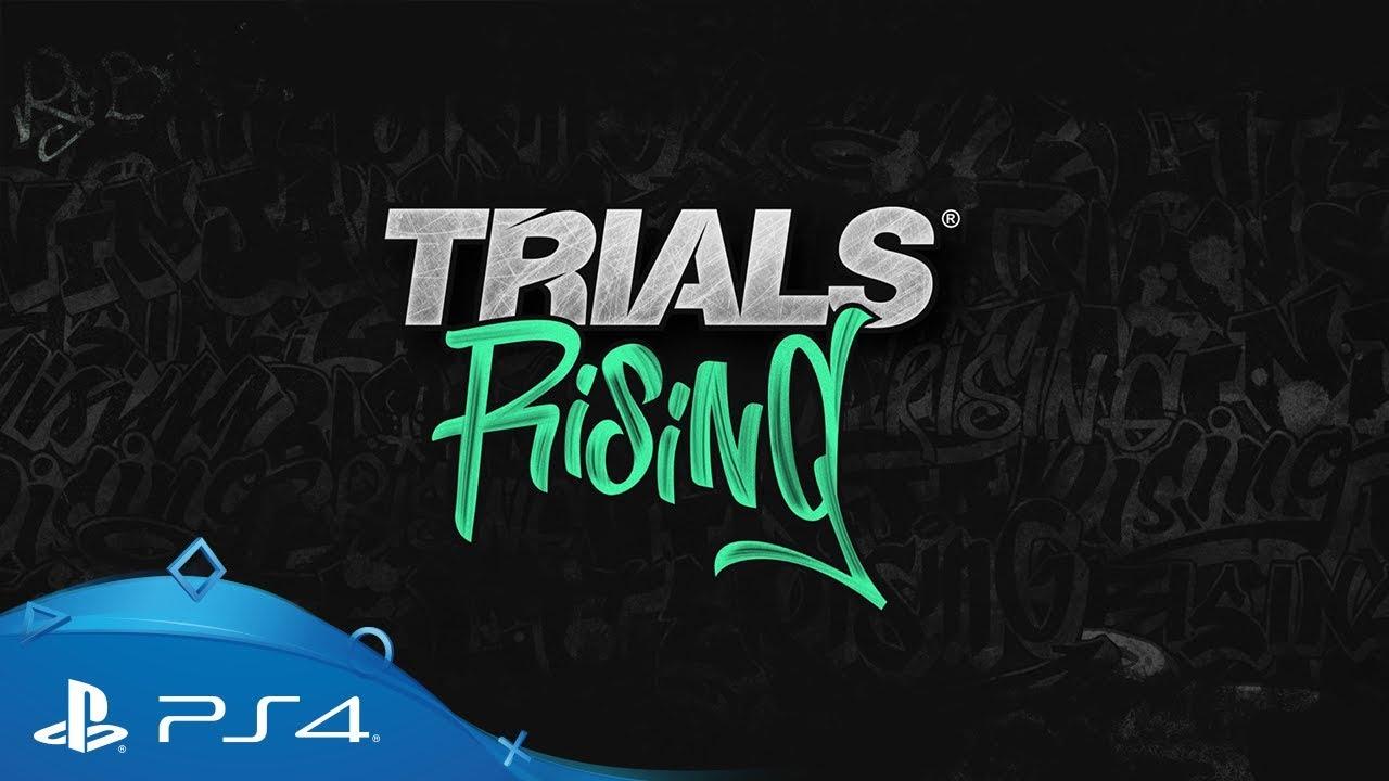 Trials Rising | E3 2018 Announcement Trailer | PS4