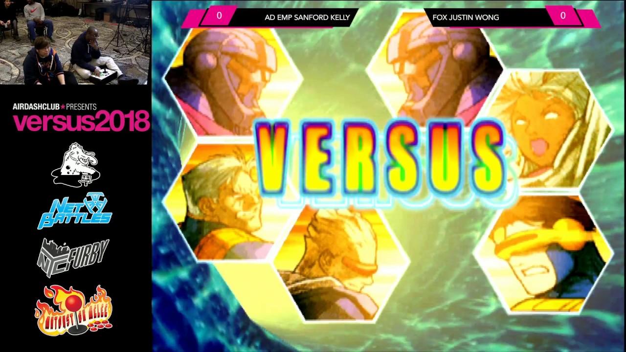 Marvel Vs Capcom 2 Tournament