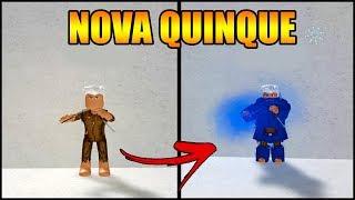 PEGUEI A NOVA QUINQUE NO RO-GHOUL !! skorpion!!! ROBLOX