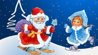 Новогодние песни для самых маленьких ❉ ПЕРВЫЙ СНЕГ