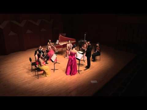 Vivaldi The Four Seasons Autumn-Eunmoo Heo with Ensemble PAN 비발디 사계 중 가을, 허은무