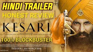 Kesari Official Trailer Review   Kesari Trailer Reaction   Kesari Trailer Akshay Kumar