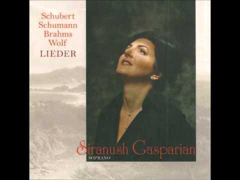 Siranush Gasparian - H.Wolf: Blumengruß / Gleich Und Gleich (J.W.Goethe), February 2011