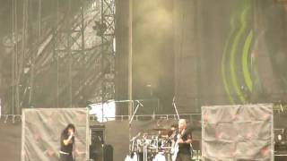 Anthrax - Be all End all (Live in Bucharest @ The Big four)