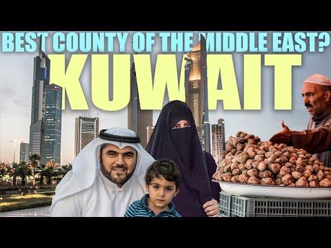 AMAZING KUWAIT CITY TOUR (TRAVEL VLOG)