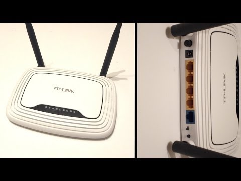 how to change wifi password tp link tl wr841n