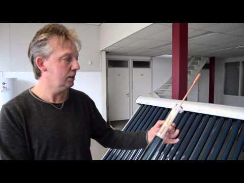 Heat pipes boiler