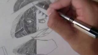 How to draw zetsu