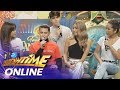 """It's Showtime Online: JaDine talks about their movie """"Never Not Love You"""""""