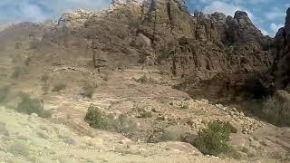 Hiking the Jordan Trail - Dana to Petra