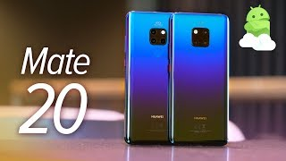 Huawei Mate 20 Pro hands-on impressions