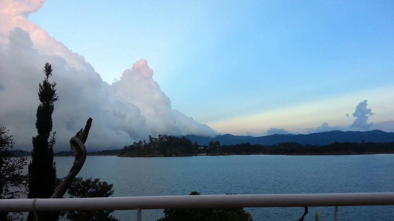 Nubes Torrecumulos Cumulonimbus Cloud Wolke Most ...