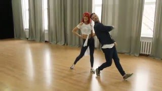 """For A Better Day"" choreo by Kostas & Sandra"