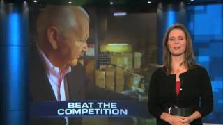 Vic Firth featured on MSNBC - Your Business