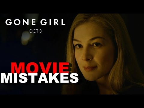 GONE GIRL Movie MISTAKES, Movie MISTAKES, Facts, Scenes, Bloopers, Spoilers and Fails