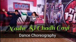 Nashe Si Chadh Gayi || Arjeet Singh || Dance Choreography || Befikre || Beat Killer Dance Studio
