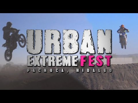 URBAN EXTREME FEST - FINAL MOTOCROSS PLATINO PLUS