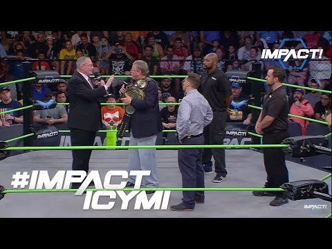 Jim Cornette Returns to GFW & Fires Bruce Prichard | #IMPACTICYMI August 17th, 2017