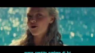 """Honey honey da """"Mamma mia"""" con sottotitoli in italiano - canta Amanda Seyfried"""