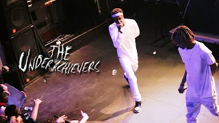 THE UNDERACHIEVERS - GOLD SOUL THEORY | LIVE IN RALEIGH, NC (2014)