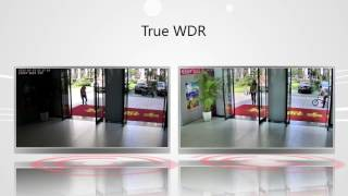 Uniview Product Feature   True WDR