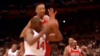 NBA 2015 In Memoriam  Anthony Mason