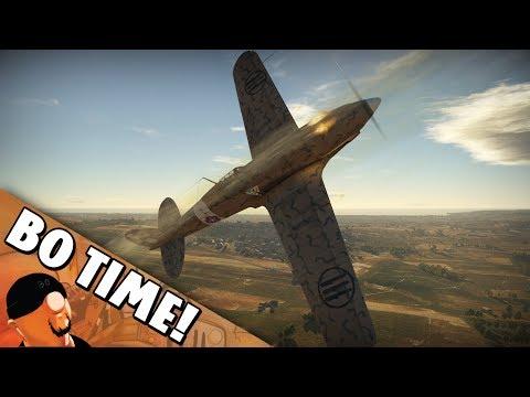 """War Thunder - C.202 Folgore """"Risk It For The Brisket!"""""""