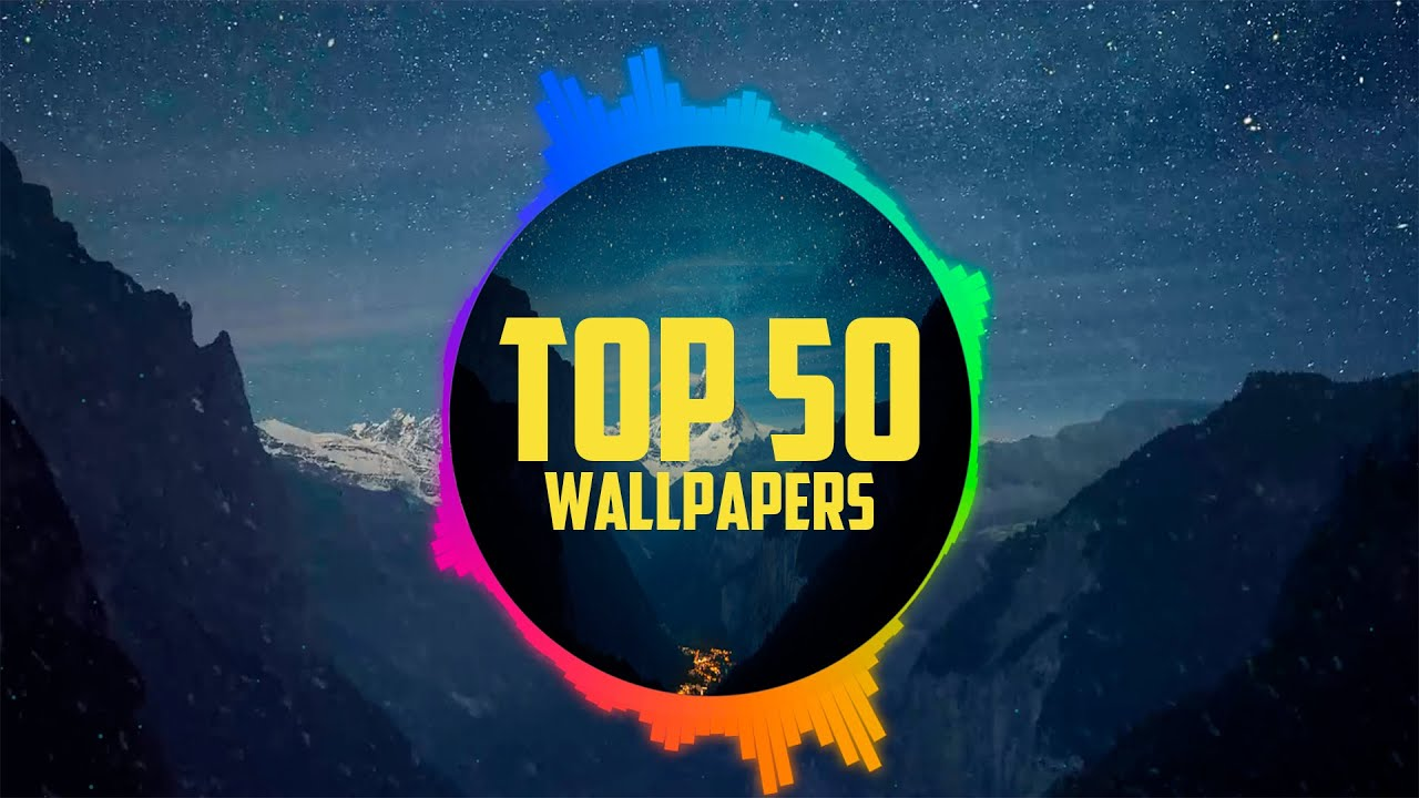 TOP 50 AUDIO RESPONSIVE WALLPAPERS FOR WALLPAPER ENGINE