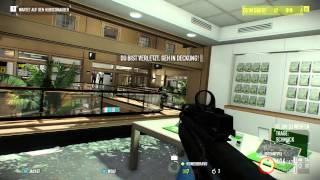 Gameplay - Payday 2 - Einkaufszentrum Crascher