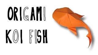 Origami Koi Fish (Riccardo Foschi)