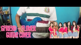 GFRIEND (여자친구) _ Flower _ Guitar Cover (Instrumental)