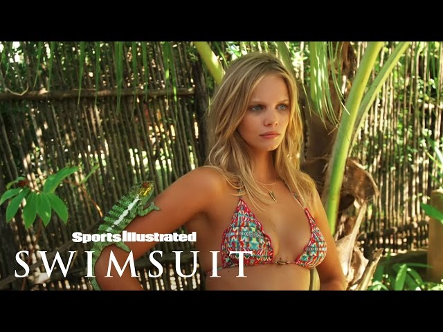 Marloes Horst Sexy Outtakes | Sports Illustrated Swimsuit