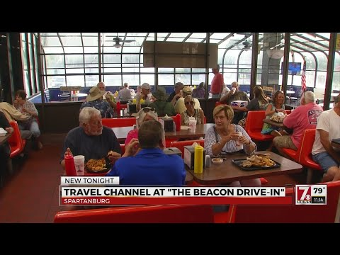 Excitement 'a plenty' at The Beacon for Travel Channel feature