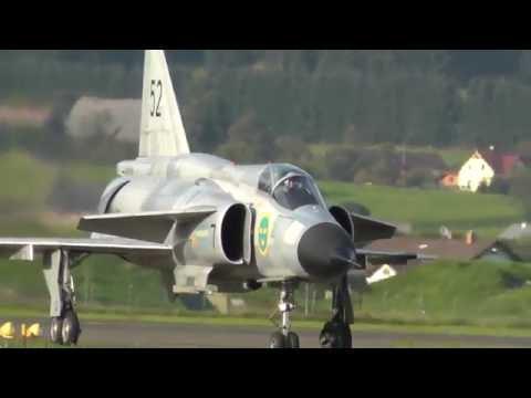 Airpower 2016 Saab
